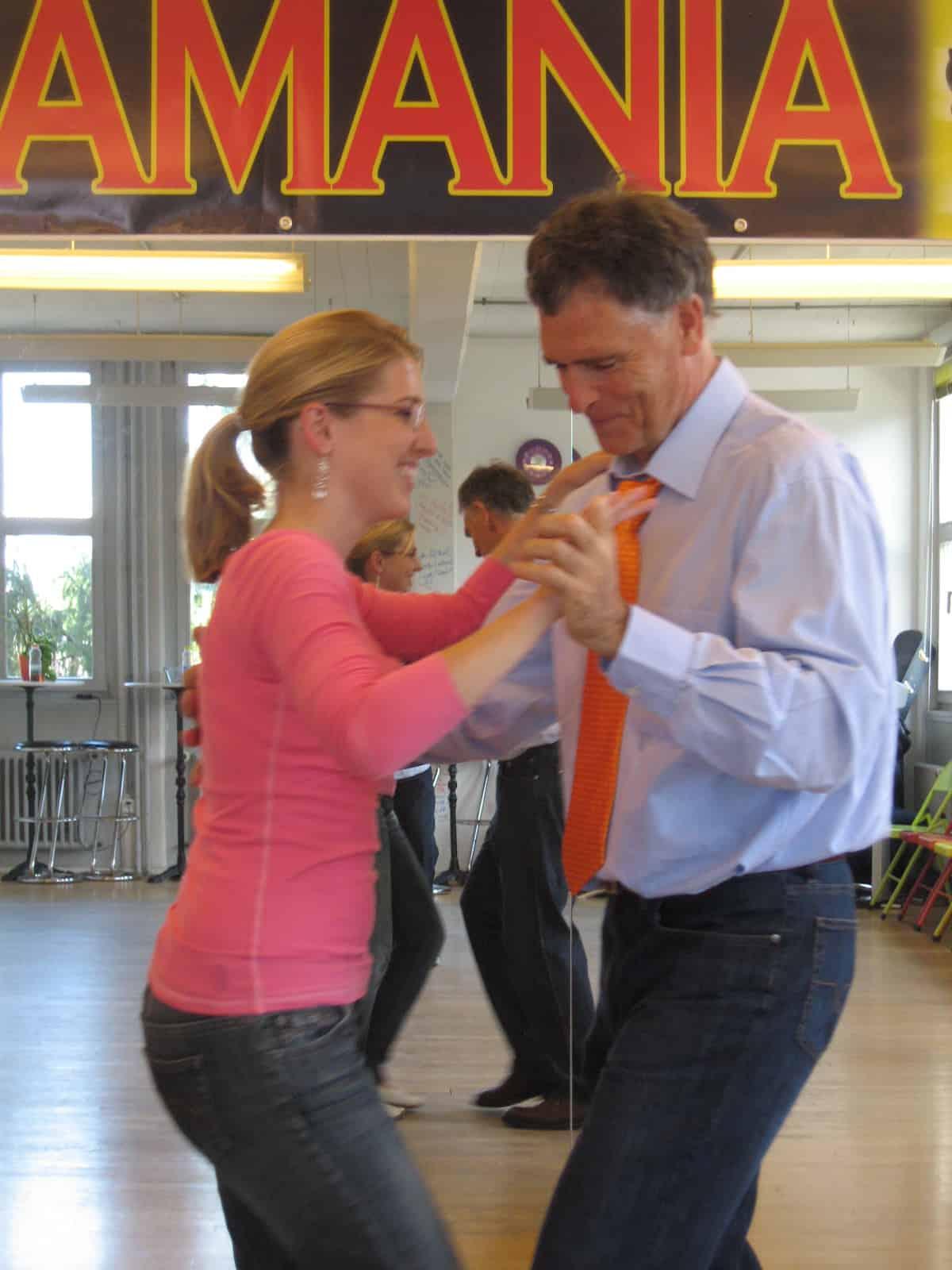 Salsa tanzen in Luzern