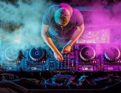 DJ-Service auf exklusiver Ebene