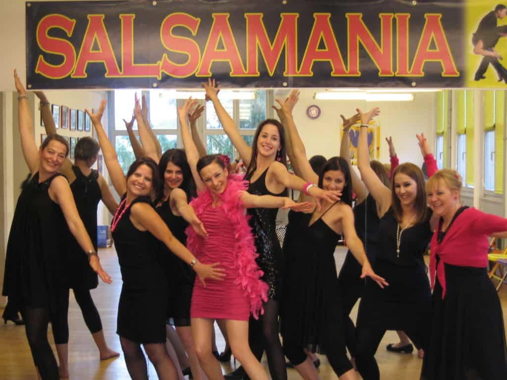 Salsa Tanzkurse Luzern