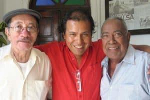 Rafael Viera und Cheo Feliciano